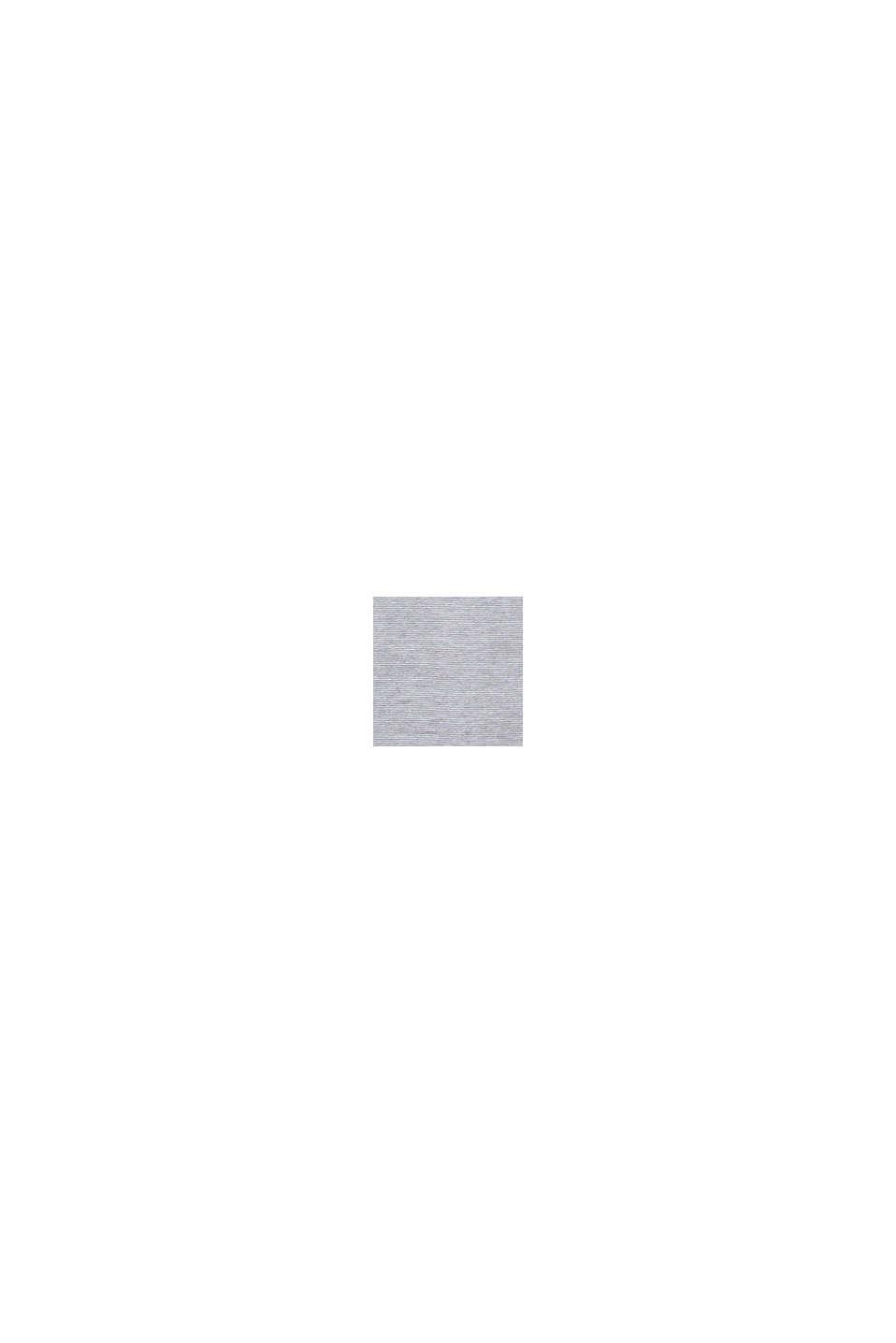 Jersey longsleeve van 100% katoen, MEDIUM GREY, swatch