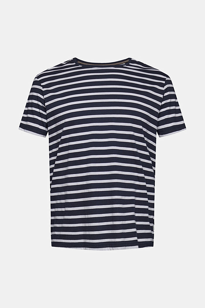 Jersey T-shirt in 100% cotton, NAVY, detail image number 6