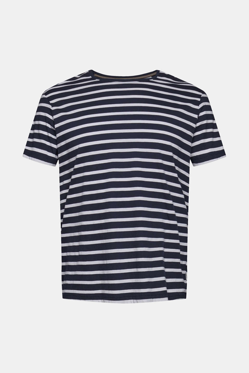 Jersey T-shirt in 100% cotton, NAVY 3, detail image number 6