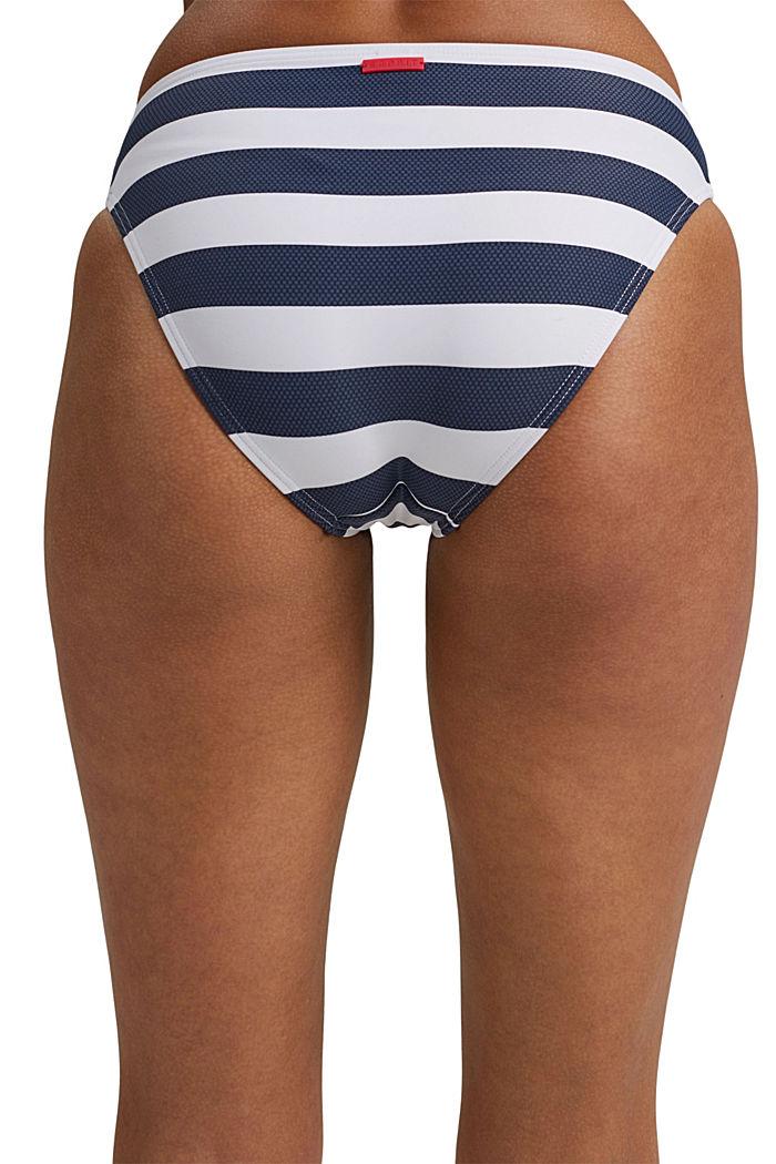 Midi briefs with stripes, DARK BLUE, detail image number 3