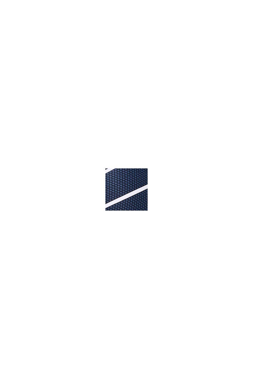 Pushup-top med striber, DARK BLUE, swatch