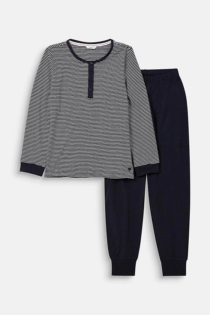 Pyjama en jersey 100% coton