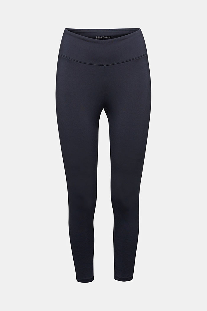 REPREVE® leggings, E-Dry, NAVY, detail image number 6