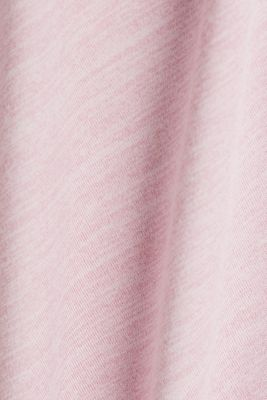 REPREVE® T-shirt with E-DRY, LIGHT PINK 2, detail