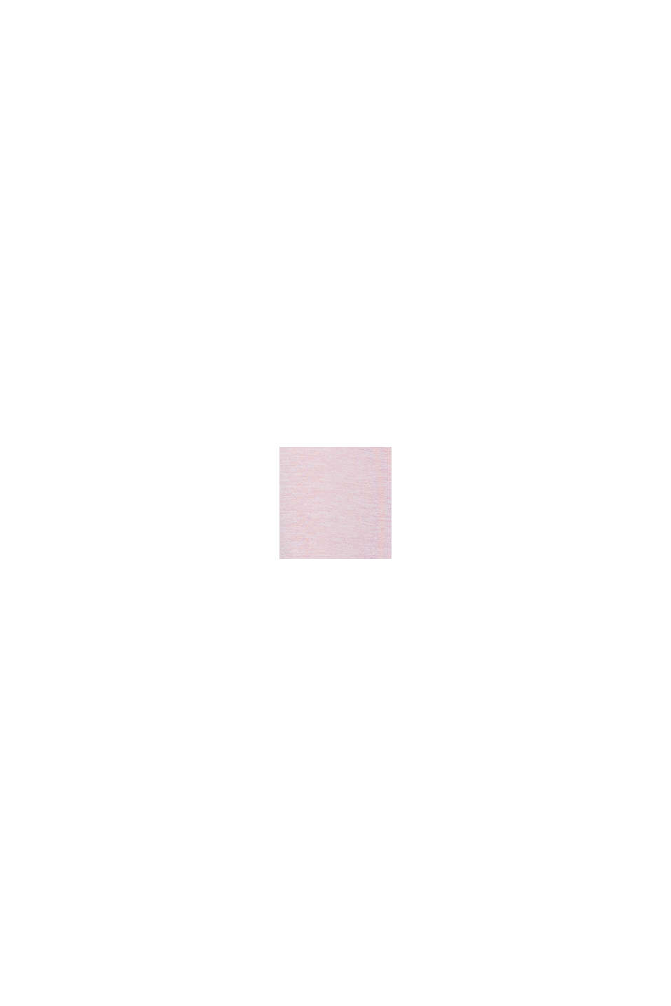 T-shirt REPREVE con E-DRY, LIGHT PINK, swatch