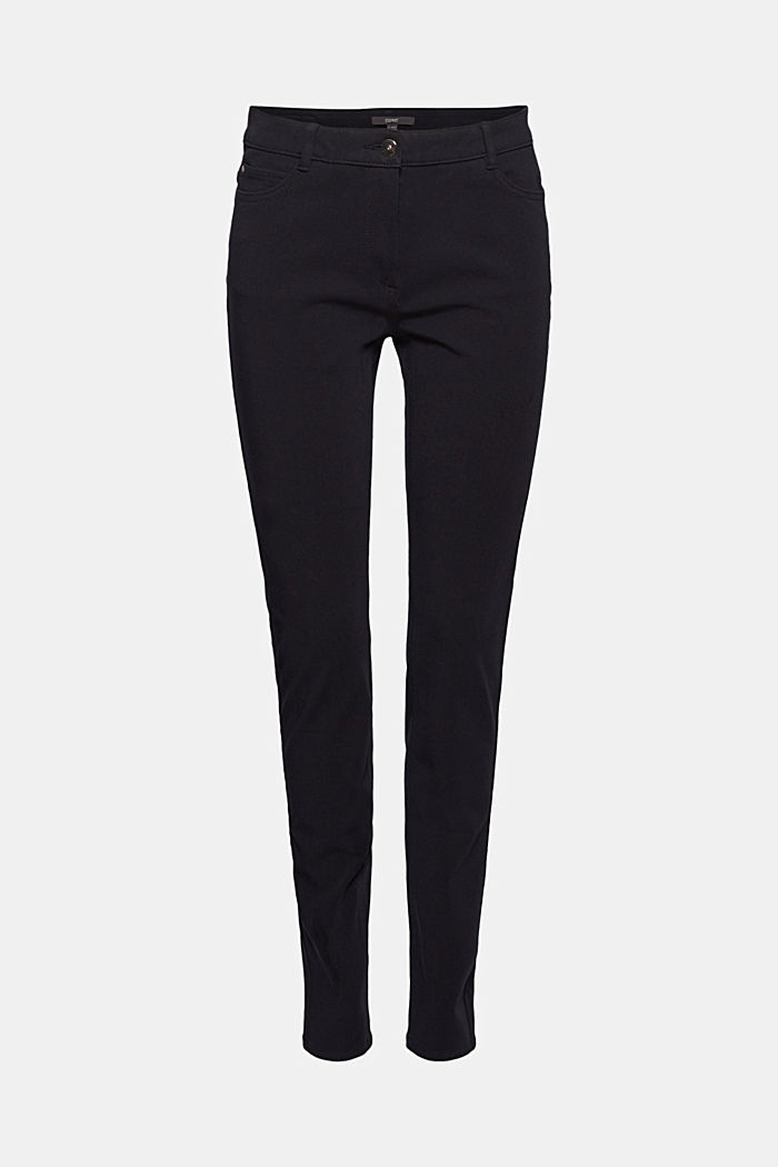 Bi-Stretch-Pants mit Organic Cotton