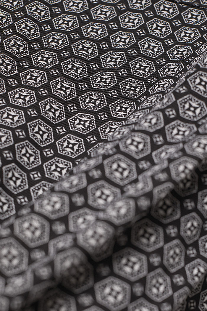 Abito a maglia, BLACK, detail image number 4