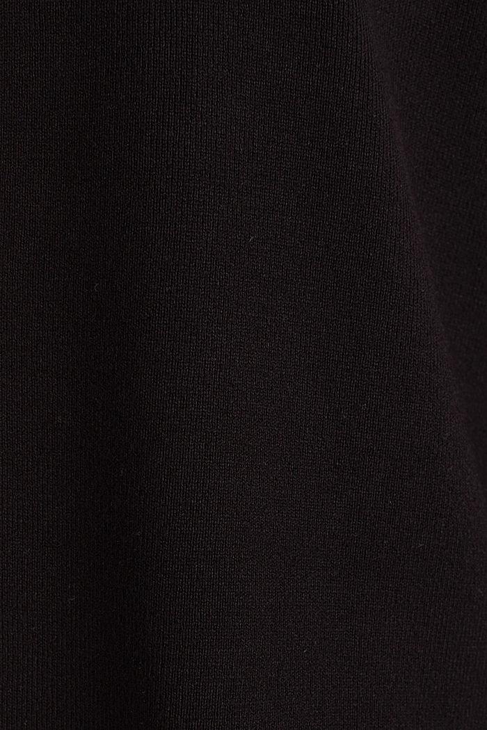 Bolero mit LENZING™ ECOVERO, BLACK, detail image number 4