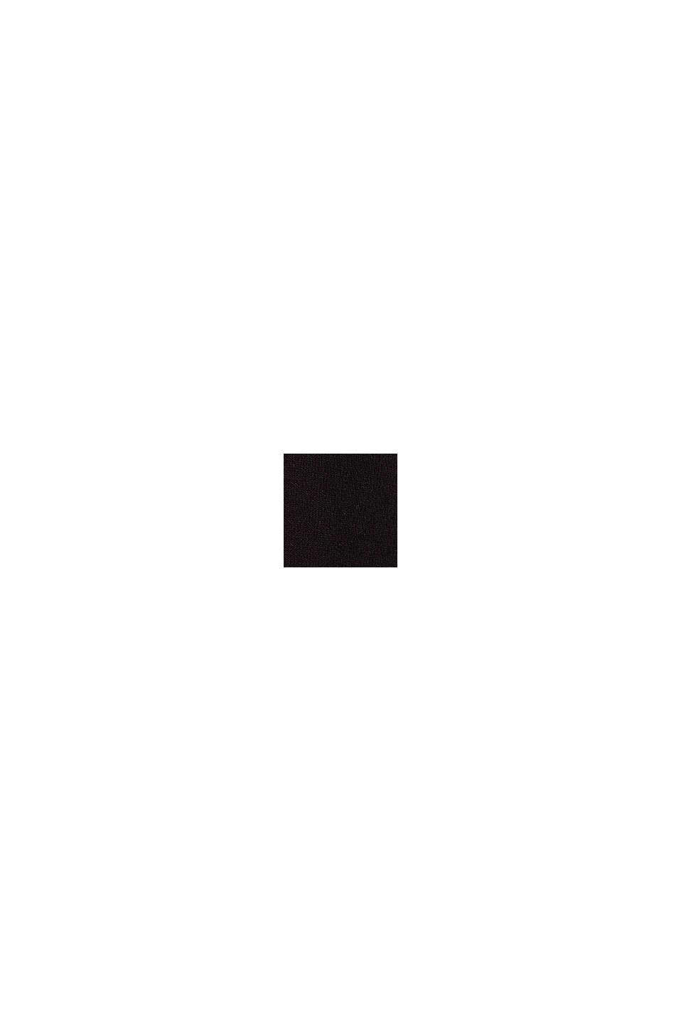 Bolero con LENZING™ ECOVERO, BLACK, swatch
