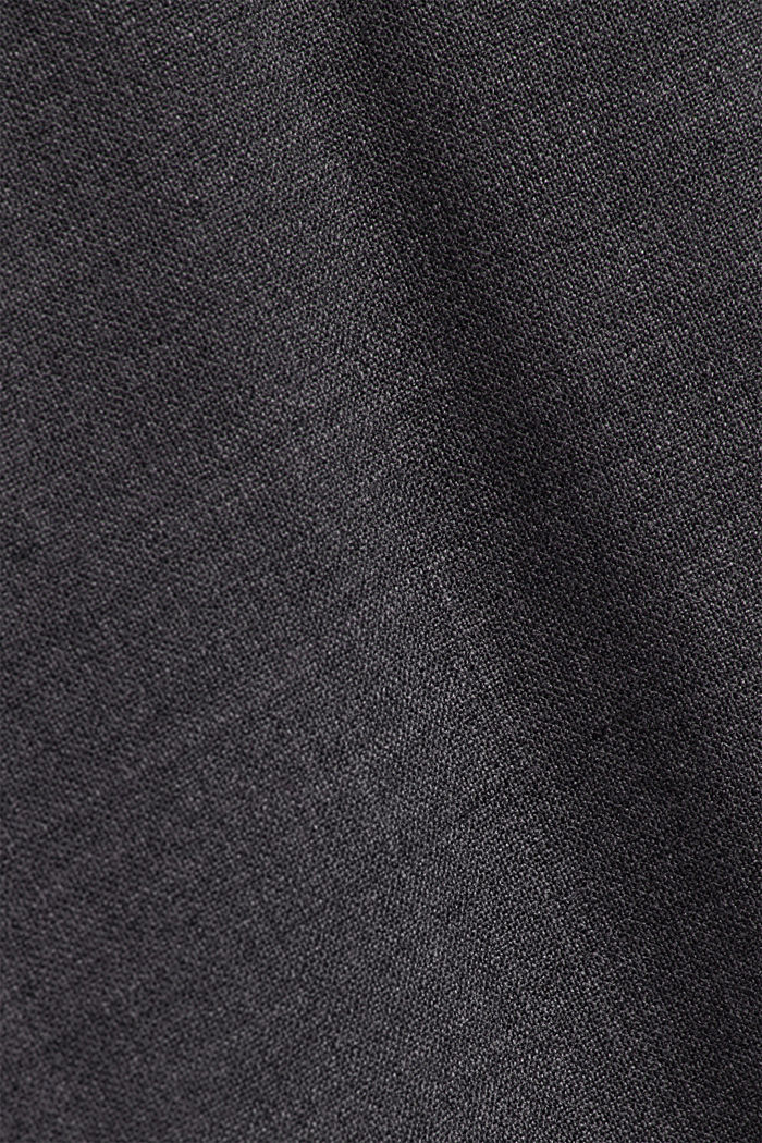 ACTIVE SUIT BLACK Hose aus Woll-Mix, DARK GREY, detail image number 5