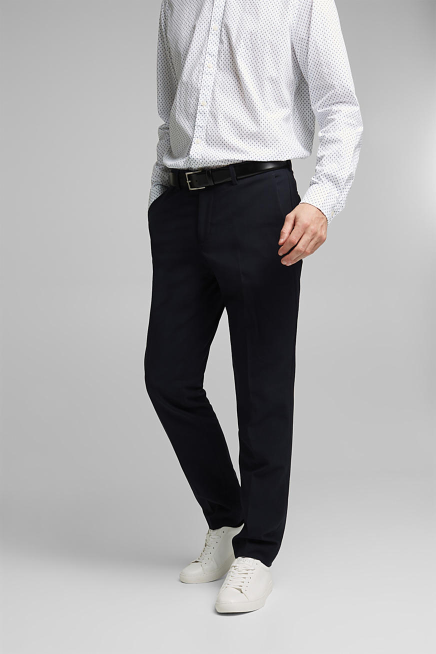 Pantaloni in misto lana ACTIVE SUIT