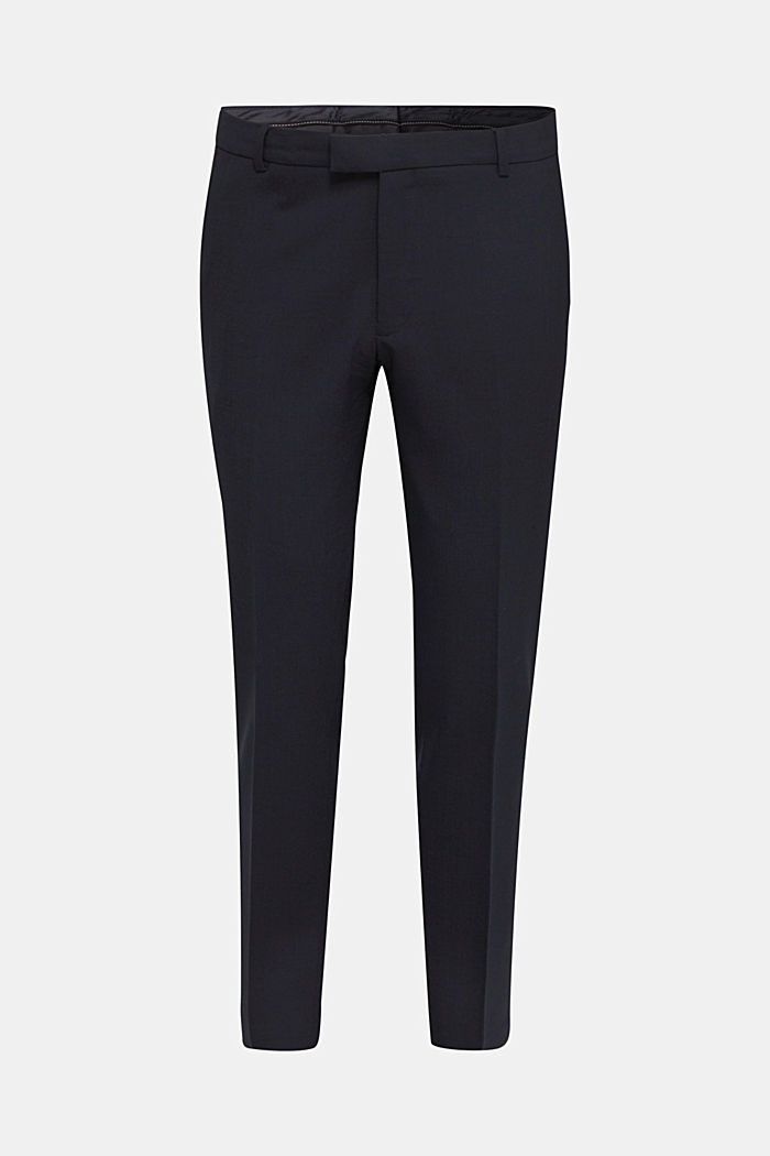 ACTIVE SUIT Hose aus Woll-Mix