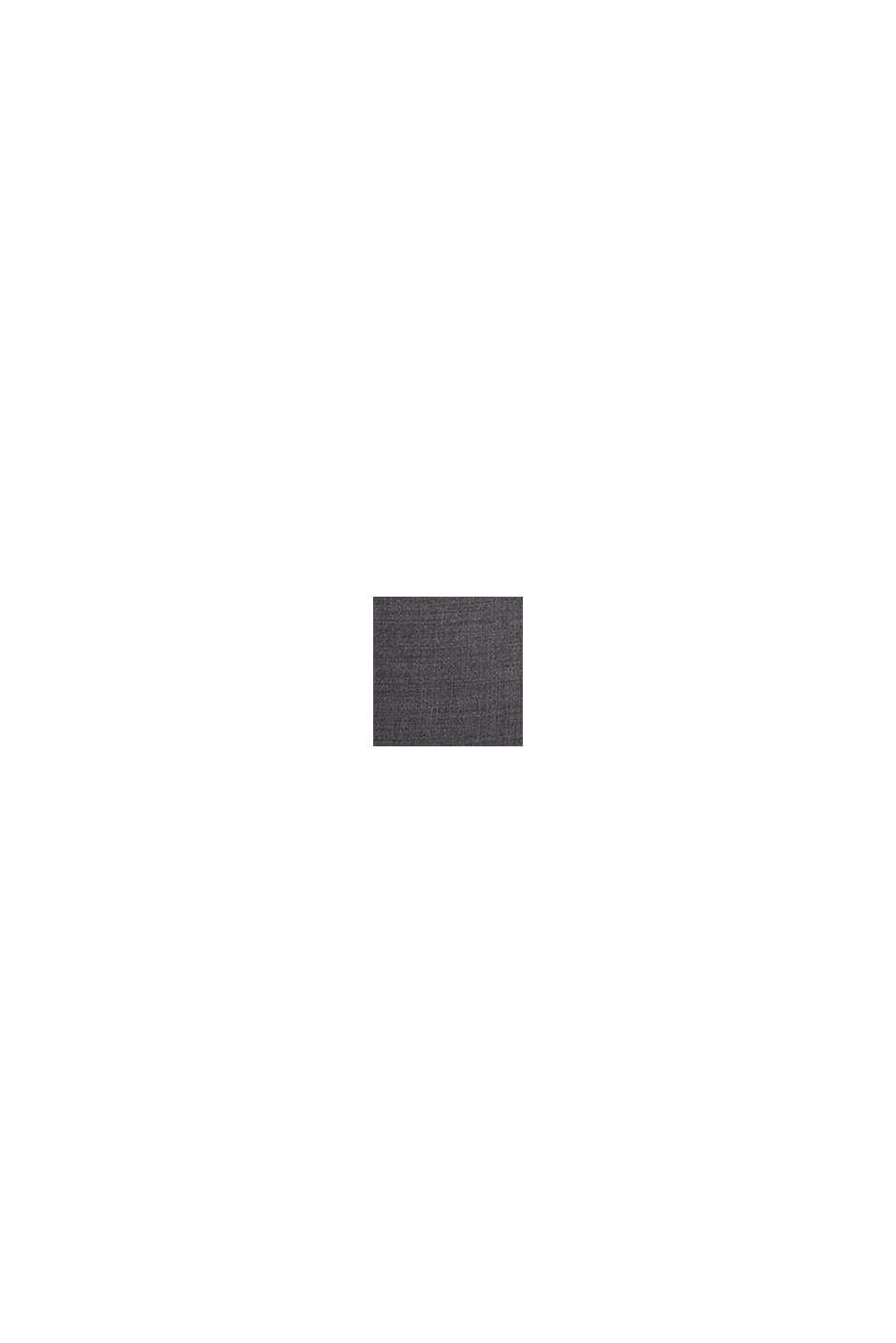 ACTIVE SUIT Sakko aus Woll-Mix, DARK GREY, swatch
