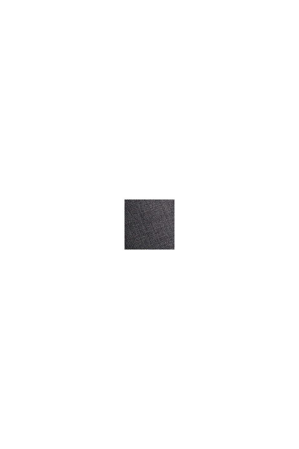 Giacca da completo in misto lana ACTIVE SUIT, DARK GREY, swatch