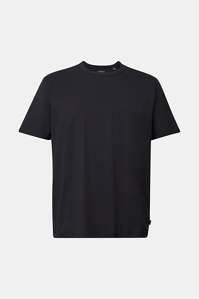 #ReimagineFlexibility: COOLMAX® jersey T-shirt, BLACK, detail image number 8