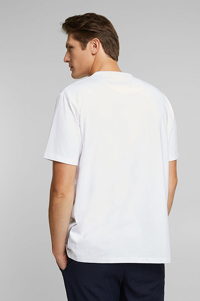 Fashion T-Shirt, WHITE, detail image number 3
