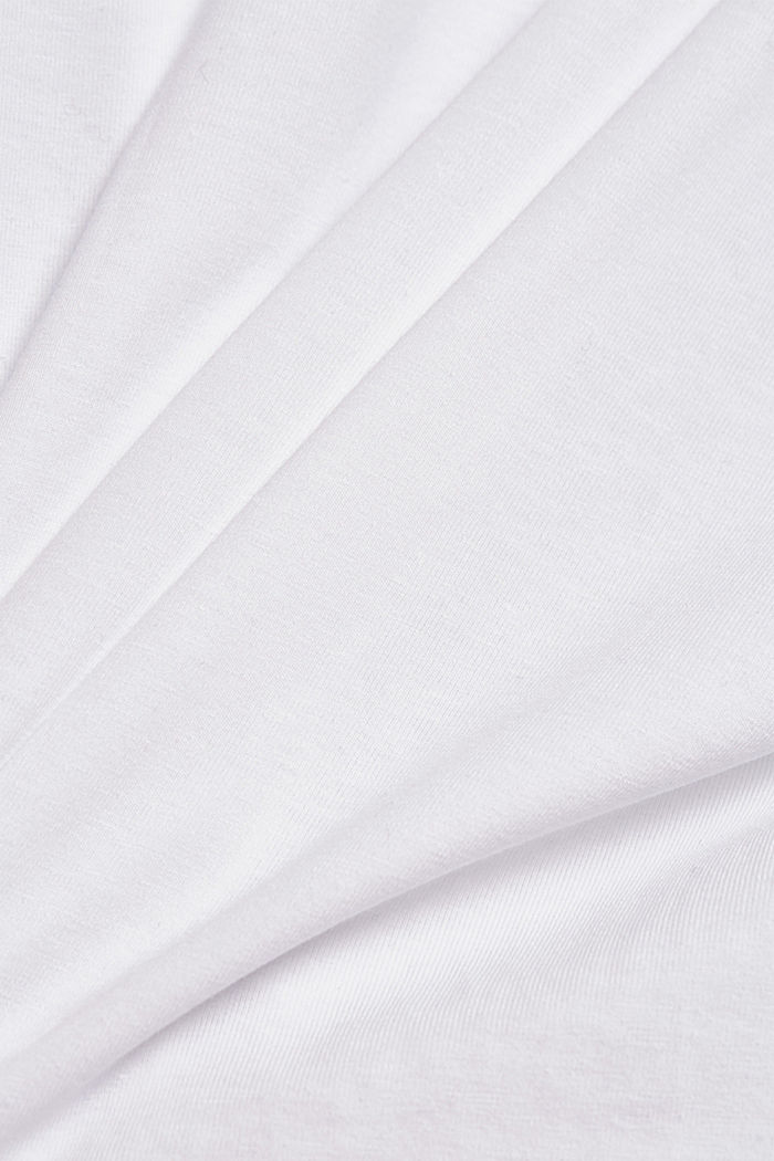 Fashion T-Shirt, WHITE, detail image number 4