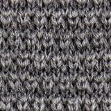 Made of 100% wool: Knit scarf, GREY, swatch