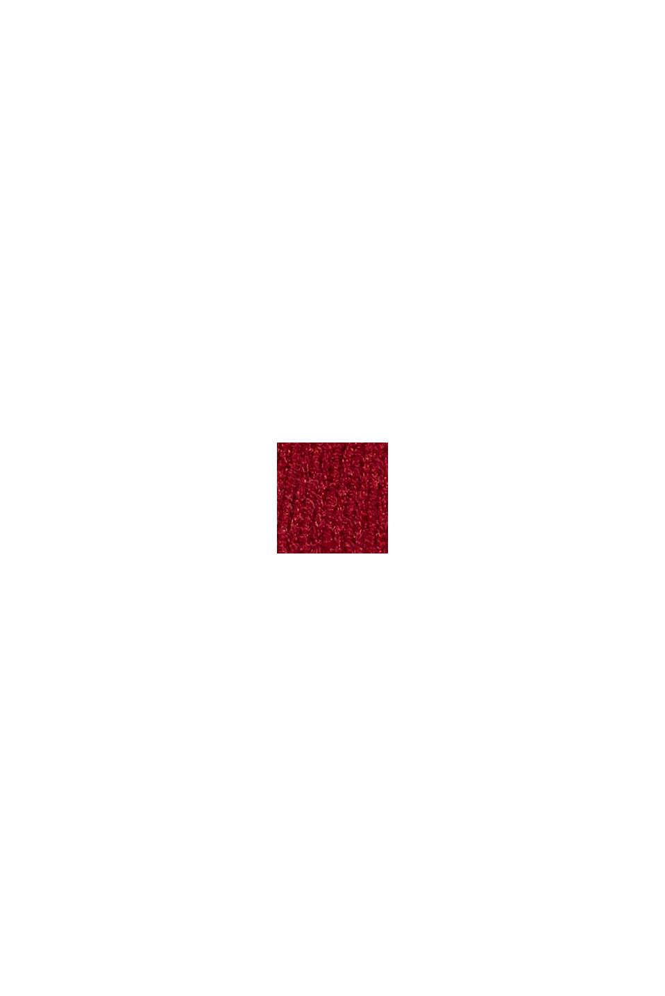 Shawls/Scarves, DARK RED, swatch