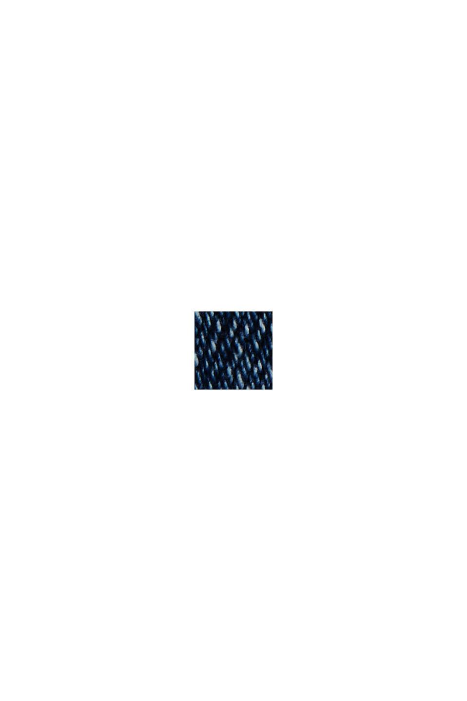 Strečové džíny s organickou bavlnou, BLUE DARK WASHED, swatch