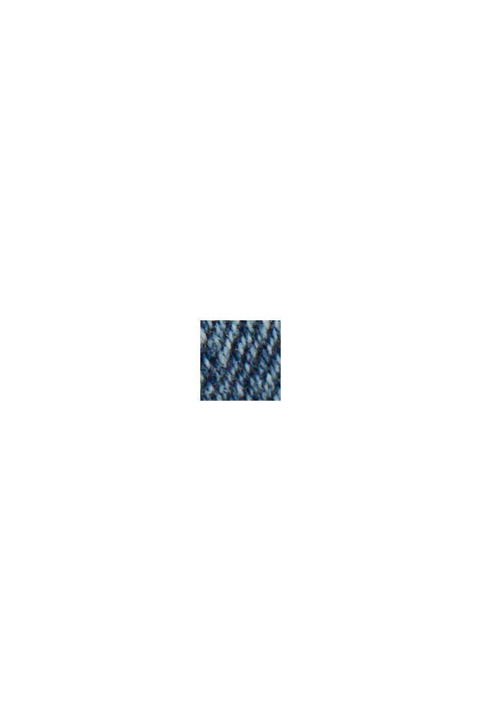 Strečové džíny s organickou bavlnou, BLUE MEDIUM WASHED, swatch