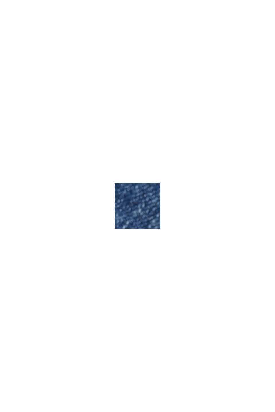 Shorts aus Stretch-Denim, BLUE DARK WASHED, swatch