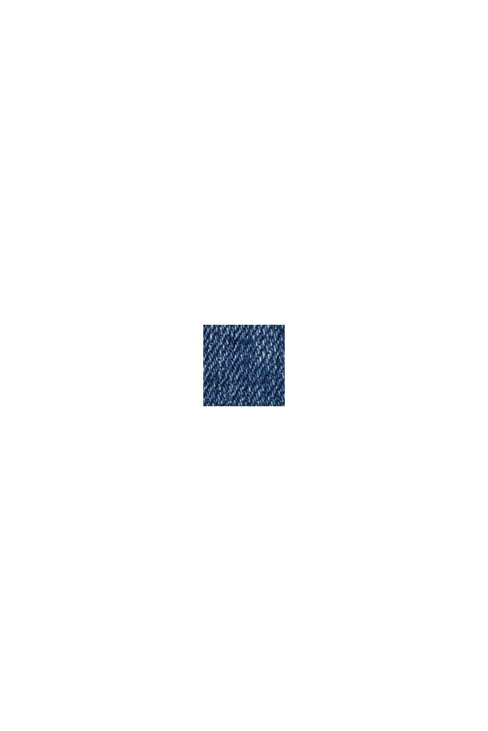 Shorts aus Stretch-Denim, BLUE MEDIUM WASHED, swatch