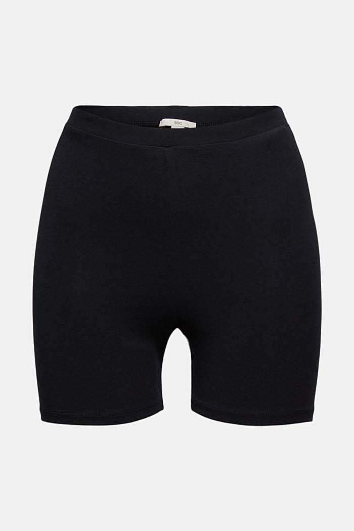 Jersey-shorts af økologisk bomuld