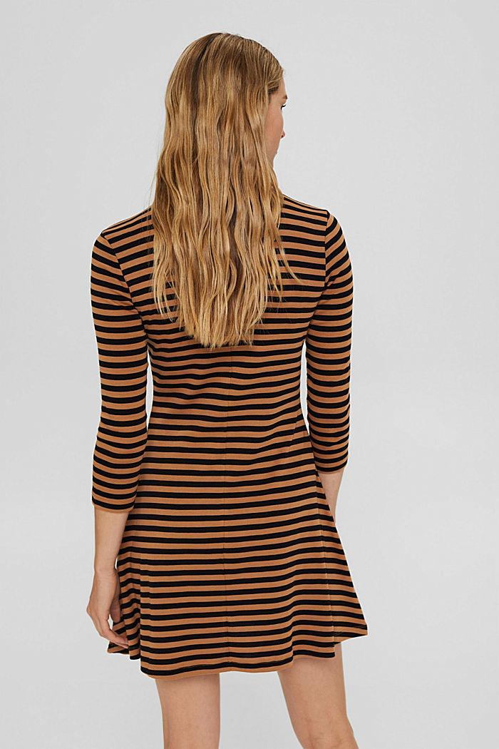 Sukienka z jerseyu ze 100% bawełny organicznej, BARK, detail image number 2