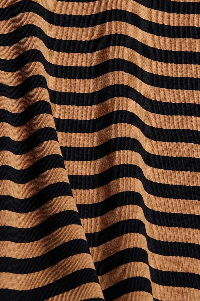 Sukienka z jerseyu ze 100% bawełny organicznej, BARK, detail image number 4