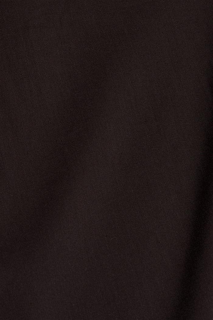 Pusero, jossa maljapääntie ja taskut, BLACK, detail image number 4