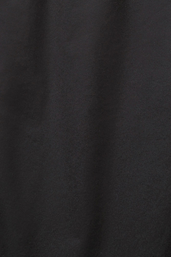 Jeans Shorts aus Organic Cotton, BLACK DARK WASHED, detail image number 4