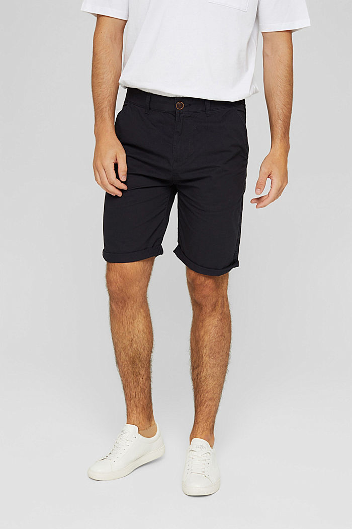 Shorts i ekologisk bomull