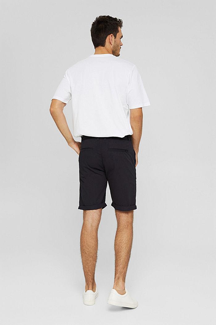 Shorts aus Organic Cotton, ANTHRACITE, detail image number 3
