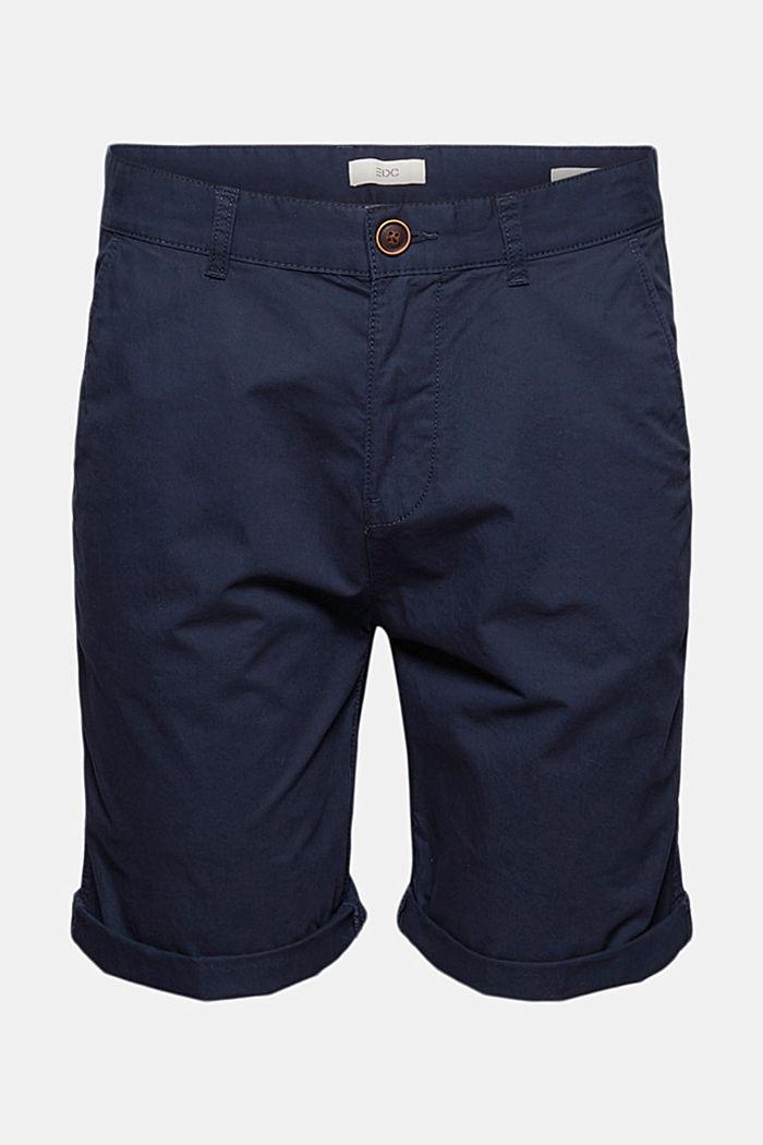 Shorts aus Organic Cotton