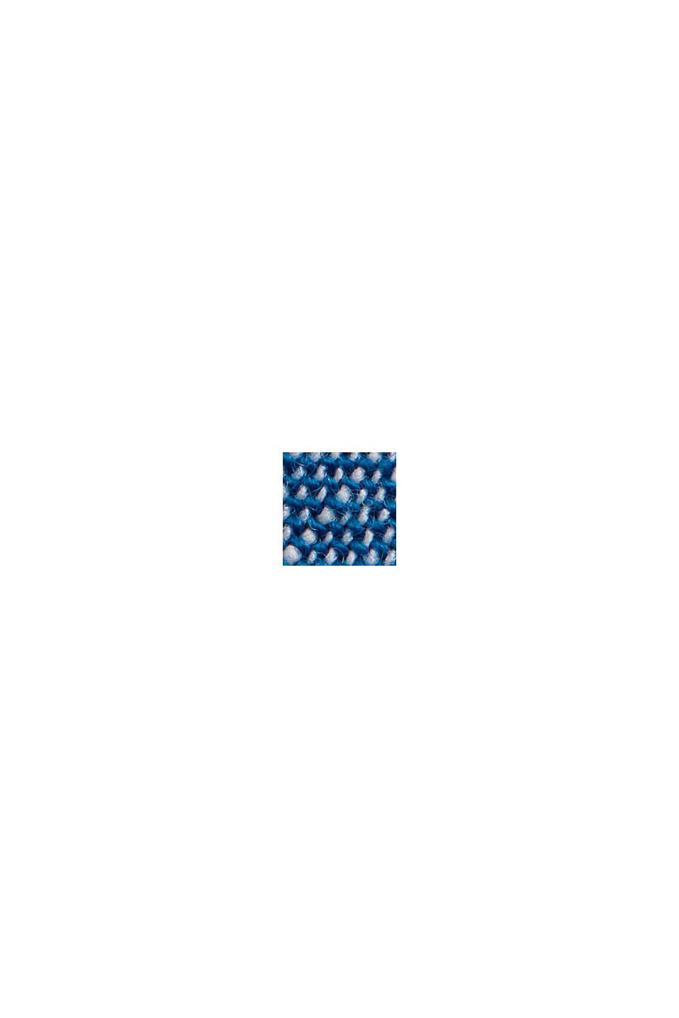 Leinen/Organic Cotton: Button-Down-Hemd, LIGHT BLUE, swatch