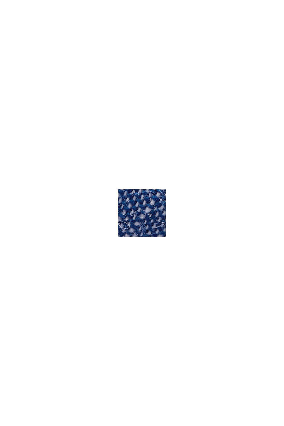 Leinen/Organic Cotton: Kurzarm-Hemd, LIGHT BLUE, swatch