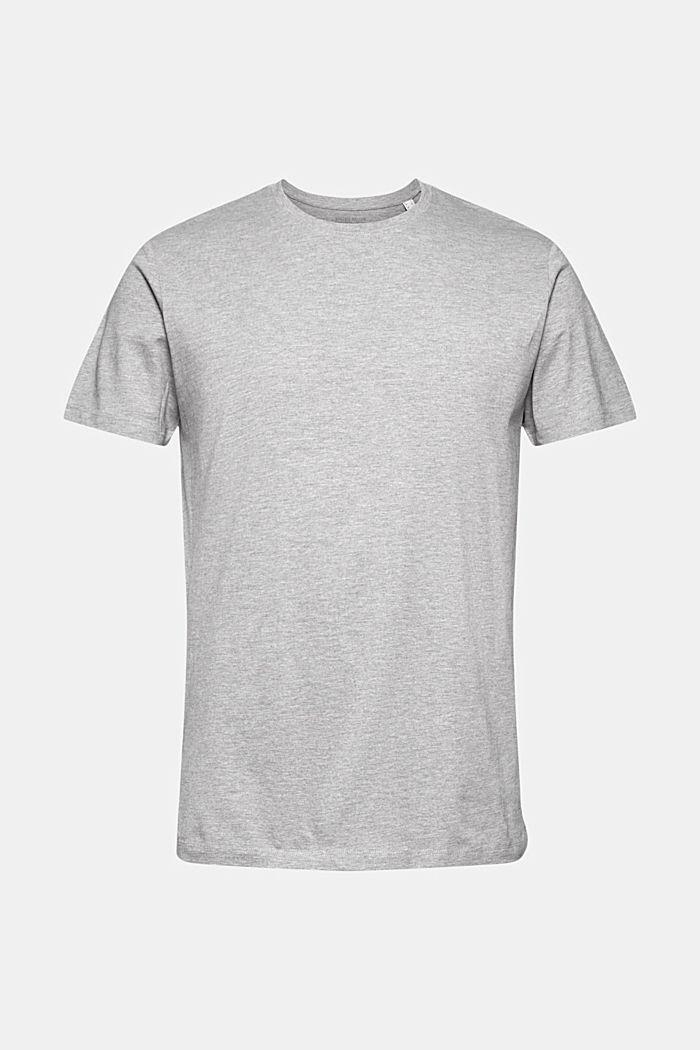 Jersey-T-Shirt, Bio-Baumwolle/LENZING™ ECOVERO™