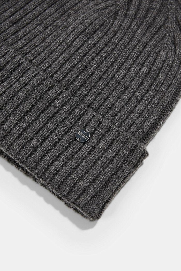 Hats/Caps, DARK GREY, detail image number 1