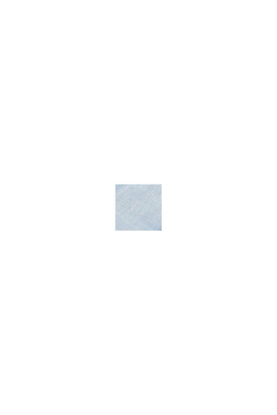 Pellavasekoitetta: siro tuubimalli, LIGHT BLUE, swatch