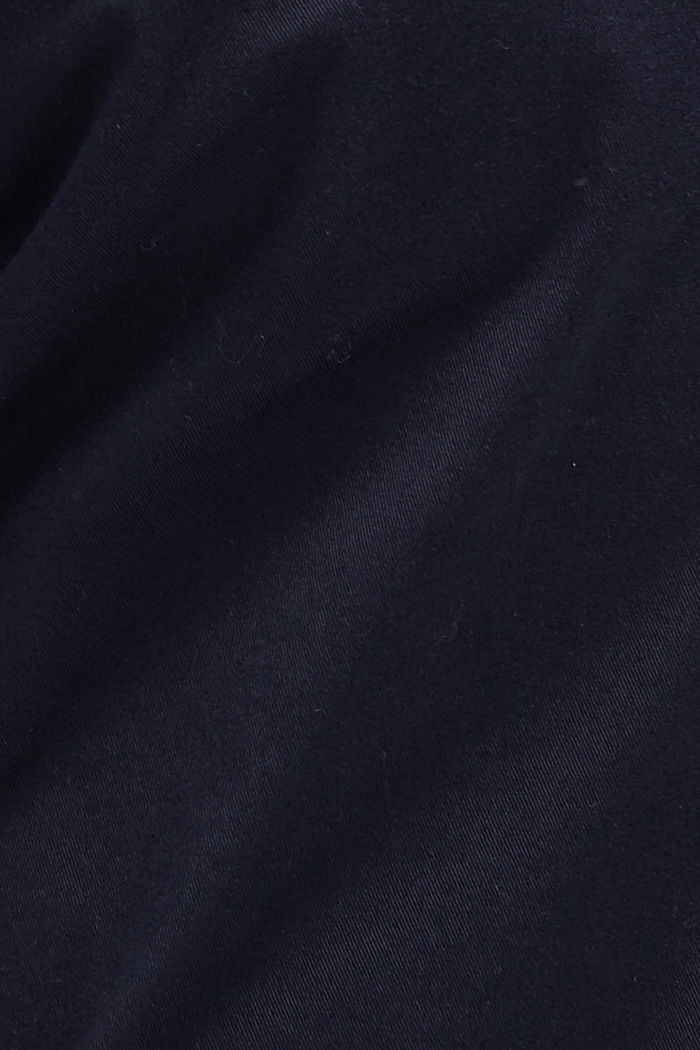 CURVY Stretch-Chino mit Lycra xtra life™, NAVY, detail image number 4