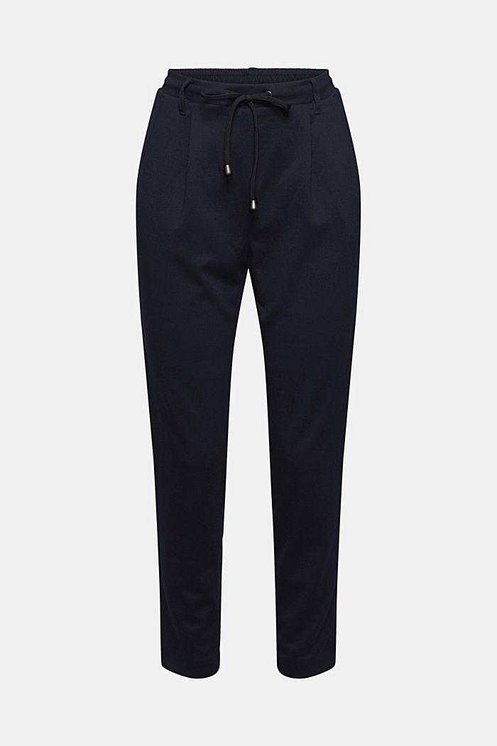 Pantalon stretch muni d´une taille élastique