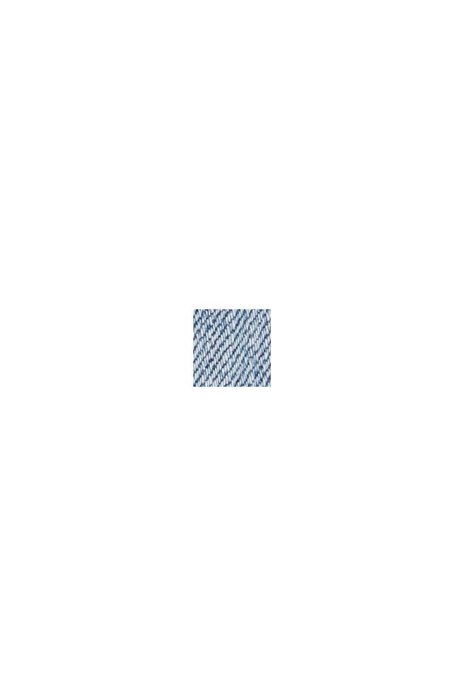 Vaqueros tobilleros con corte moderno, BLUE LIGHT WASHED, swatch