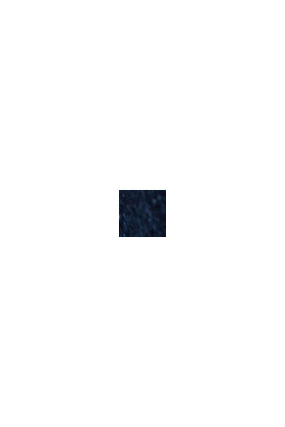 Farkkushortsit pehmeää verkkarimateriaalia, BLUE MEDIUM WASHED, swatch