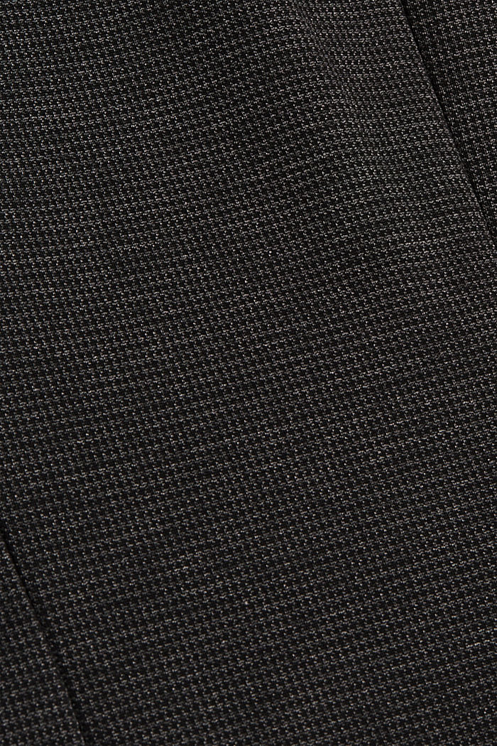 HOUNDSTOOTH Blazer deportiva Mix + Match, DARK GREY, detail image number 4