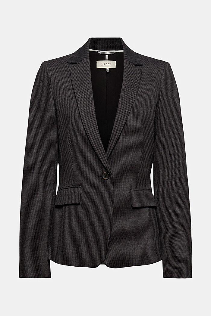 HOUNDSTOOTH mix + match jogg-blazer