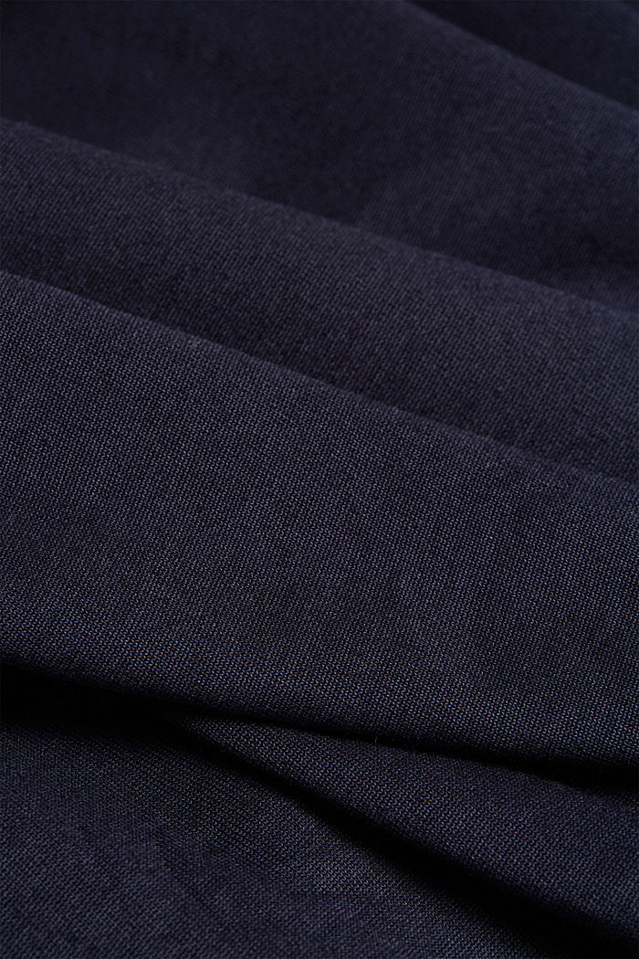 Organic cotton sweatshirt, NAVY, detail image number 4