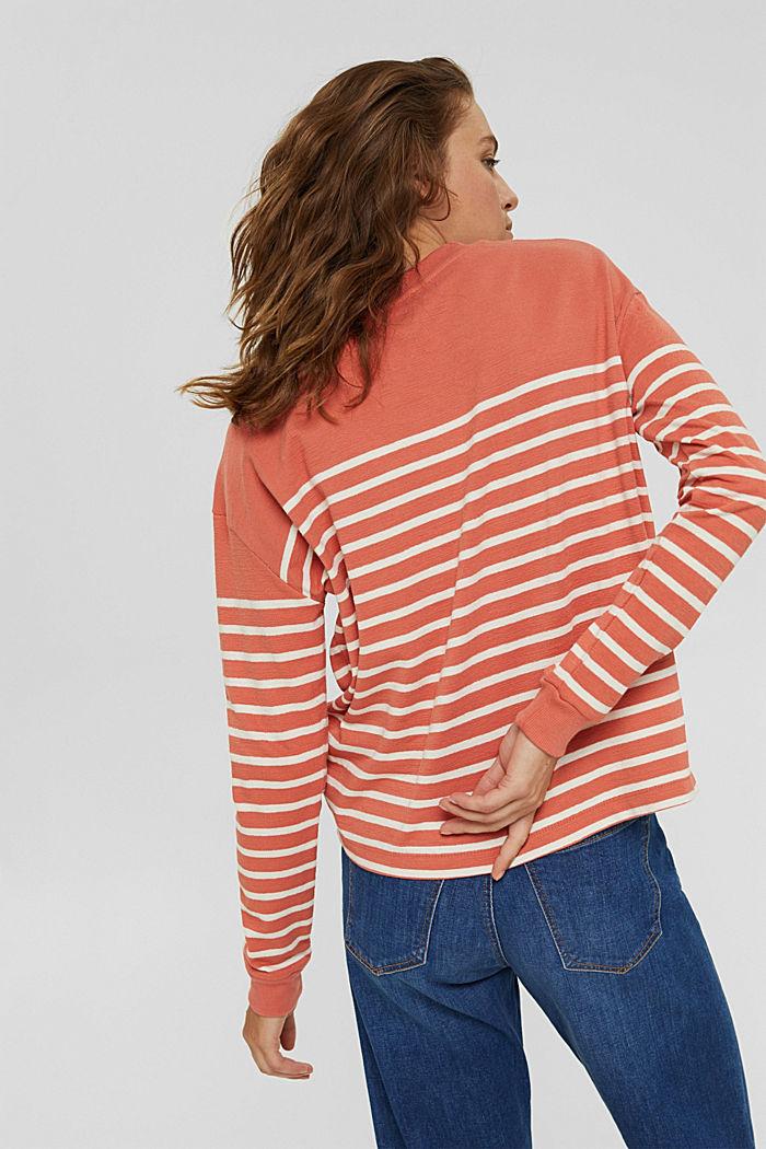 Sweatshirt made of 100% organic cotton, BLUSH, detail image number 3