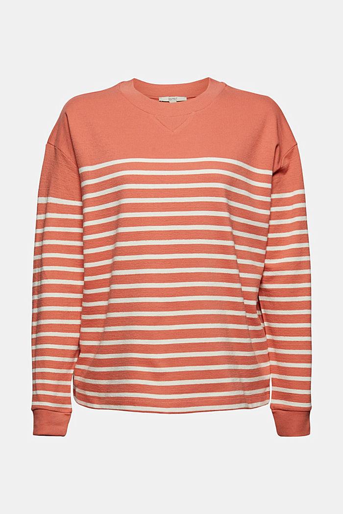 Sweatshirt made of 100% organic cotton, BLUSH, detail image number 8