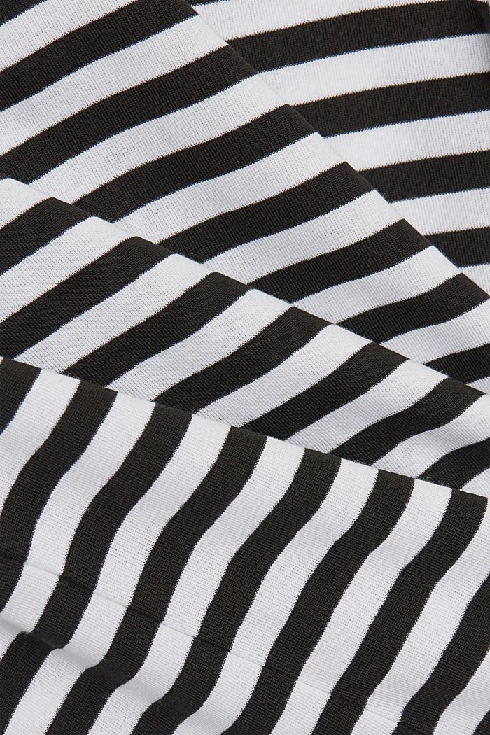 T-shirt 100% coton bio, BLACK, detail image number 4